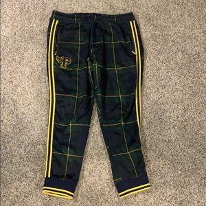 Polo Varsity Tartan Track Pants